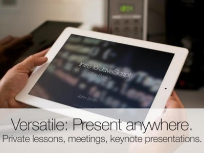 Presentics - Minimalist & Multimedia Presentations | School Library Resources | Scoop.it
