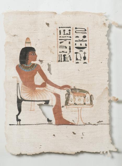 La increíble historia de un sudario egipcio que sobrevivió a amantes y asesinos   Egiptología   Scoop.it