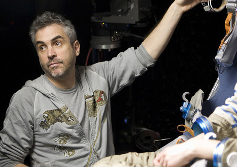 Alfonso Cuarón Tells Indiewire Why TV Trumps Cinema at 'Gravity' Reception | Film Industry | Scoop.it