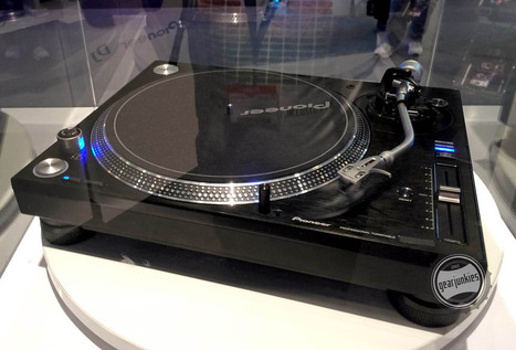 MusikMesse2014:Pioneer unveiling first look of a new DJ Turntable | VIP DEALS AND DISCOUNTS Worldwide | Scoop.it