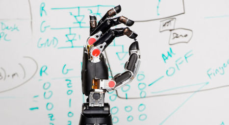 DARPA's Mind-Controlled Arm Will Make You Wish You Were a Cyborg | La Robotique | Scoop.it