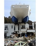 Boat swept 1,300ft inland to become symbol of tsunami | Japan Tsunami | Scoop.it