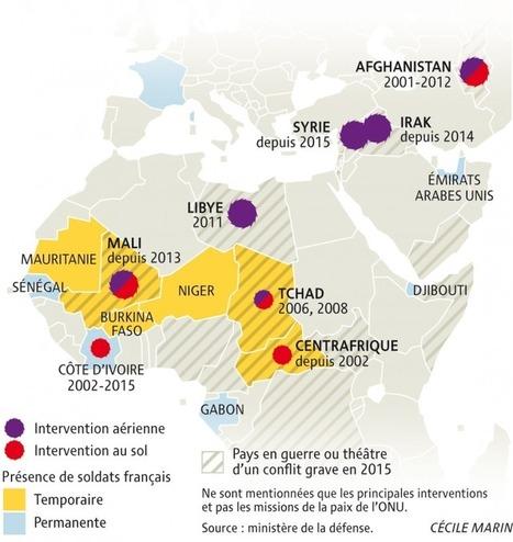 Au Proche-Orient, cinq conflits entremêlés | Les outils d'HG Sempai | Scoop.it