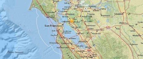Un séisme de magnitude 4 frappe San Francisco | Chronique d'un pays où il ne se passe rien... ou presque ! | Scoop.it