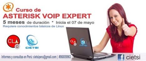 Capacitaciones en Tecnologías de la Información y Comunicaciones: Curso a distancia ASTERISK VOIP EXPERT | Mundo @GongoraIP Tecnología VoIP | Scoop.it
