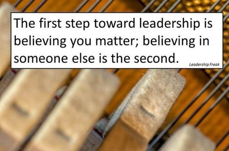 5 Essentials for Developing Remarkable Leaders | Leadership and Management | Scoop.it