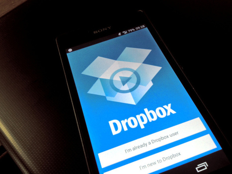 Dropbox's latest idea could change the way you think about cloud storage | Real Estate Plus+ Daily News | Scoop.it