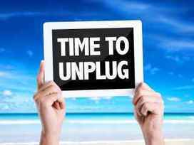 Taking Time To Unplug (Not My Usual Post) | Unplug | Scoop.it