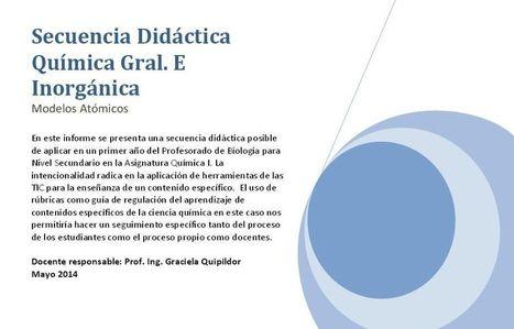 Secuencia Didáctica - Ejemplo para una Clase de Química | eBook | Recull diari | Scoop.it