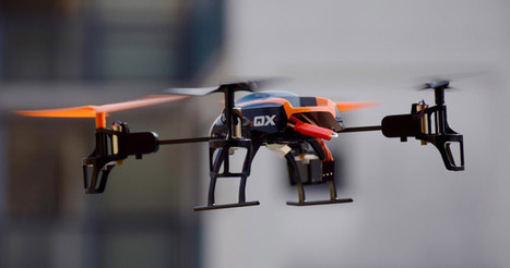 Here are 4 practical and helpful uses for Drone Technology | Technology in Business Today | Scoop.it