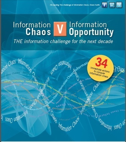 Information Chaos Versus Information Opportunity | Information Management | Scoop.it