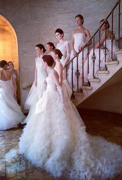 Spring 2015 Wedding Dress Trends | Wedding Dresses Style | Weddings & Events | Scoop.it