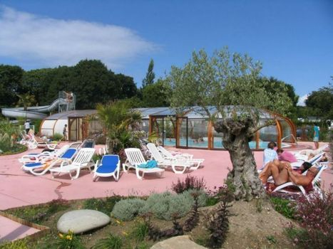 camping avec piscine, camping baie de Douarnenez en Bretagne - CAMPING DE LA BAIE DE DOUARNENEZ - Finistère Sud   campings   Scoop.it