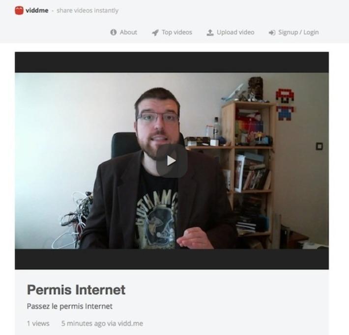 Mettez vos vidéos en ligne sans vous prendre la tête | MOOC Francophone | Scoop.it