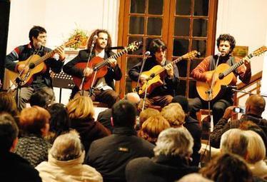 Cuarteto Ricacosa rendirá homenaje a Gardel - El Mercurio Digital | Tango | Scoop.it