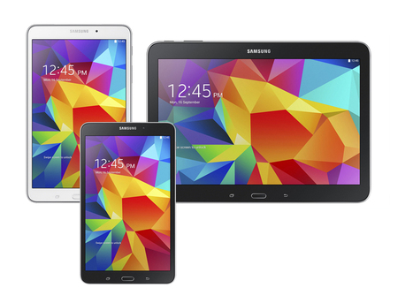 Samsung Galaxy Tab 4 : une tablette sans relief, mais pas sans atout - Masculin.com | news android from klynefr | Scoop.it