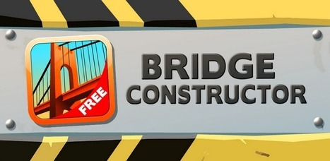 Bridge Constructor FREE - Applications Android sur GooglePlay | Android Apps | Scoop.it