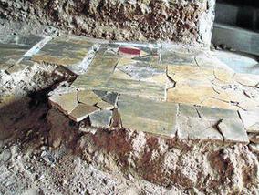 Cádiz: El singular mosaico romano del Monasterio de Santa María | Arqueología romana en Hispania | Scoop.it
