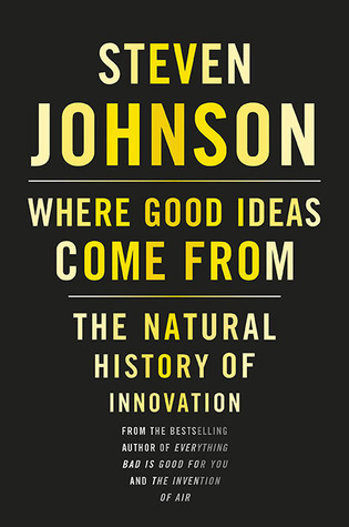 Where Good Ideas Come From   Books That Made Me Think Differently   Scoop.it