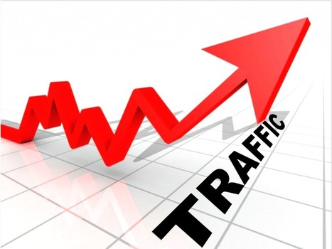 7 Shortcuts for Getting Website Traffic in Record Time | Social Media | Scoop.it