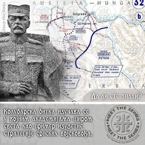 #SERBIA The Battle of Kolubara #history | Unthinking respect for authority is the greatest enemy of truth. | Scoop.it