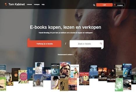 Livre numérique d'occasion : un vendeur néerlandais franchit le pas | Le livre numérique | Scoop.it