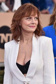 Get the look with L'Oreal Paris SAG Awards edition; Susan Sarandon | Fashion & Beauty | Scoop.it