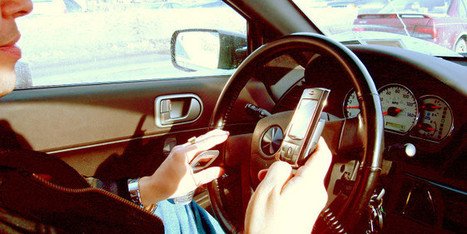 Distracted Driving: When Calling and Texting Become as Bad as Drunk Driving | Car Technology | Scoop.it