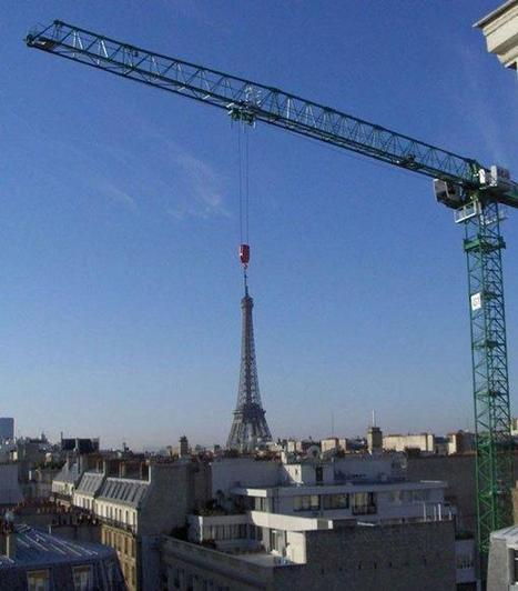 Paris le pays des belles grues | Epic pics | Scoop.it