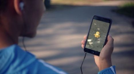 Playing Pokemon GO While Driving May Soon Be Illegal in California | Location Is Everywhere | Scoop.it