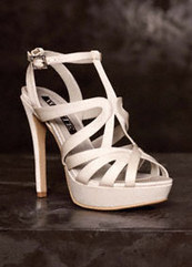 Wedding Shoes and Bridal Party Shoes at David's Bridal | fashion shoes | Scoop.it