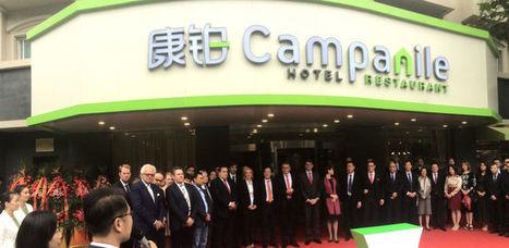 Campanile: l'improbable nouvel ambassadeur du «made in France» en Chine   L'actualité du tourisme en Val d'Oise   Scoop.it