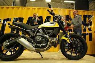Video: Ducati Scrambler first ride | MCN | Ductalk Ducati News | Scoop.it