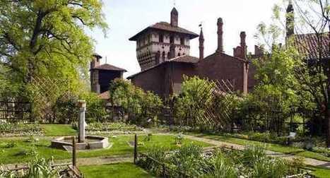 I giardini più segreti? Quelli medievali. Ecco dove sono | Historic Gardens & Botanic Heritage | Scoop.it