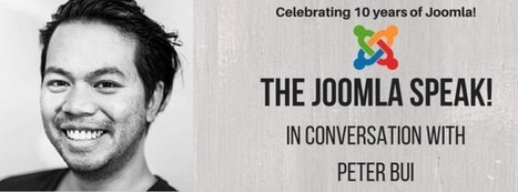 The Joomla Speak! In Conversation with Peter Bui | Joomla dev | Scoop.it