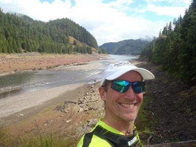 [26] David Redor's 26th marathon of his 2016 Challenge: The Dam Marathon, a beautiful run in the majestic mountains outside Eugene, Oregon | Les infos de SXMINFO.FR | Scoop.it