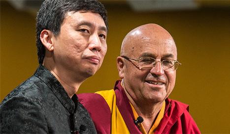 La méditation expliquée par un ingénieur de Google et un moine ... - Le Monde des Religions | Cosmic joke | Scoop.it