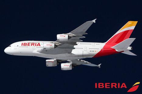 Iberia no tendrá el avión Airbus A-380 | España en el Aire | Scoop.it