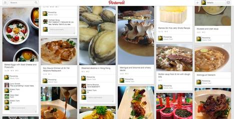 5 Pinterest Stats To Consider | Inbound Marketing | Scoop.it