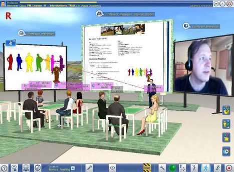 vAcademia: A virtual world for education | Wiki_Universe | Scoop.it