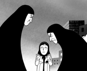 Sex, Violence, and Radical Islam: Why 'Persepolis' Belongs in Public Schools | Graphic novels in the classroom | Scoop.it