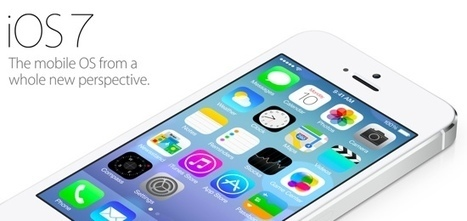 iOS 7: interface, not art | User Experience | Scoop.it