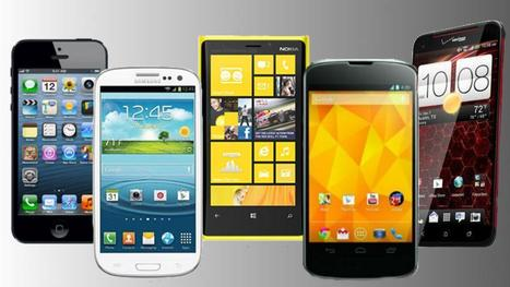 Great News – 1 Billion Smartphones Shipped In 2013 : Web, Mobile & Big Data Blog | Latest in Technology | Scoop.it