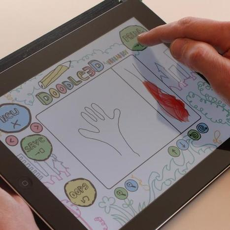 3D Print Your Sketches With Doodle3D | Macwidgets..some mac news clips | Scoop.it