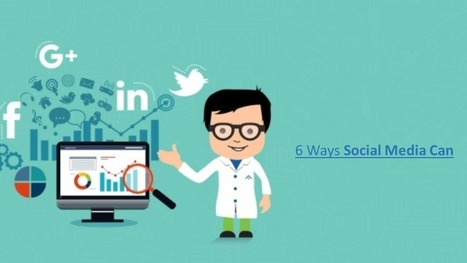 6 Effective Ways Social Media Can Benefit Your SEO - Design and Rank | ACSIUS Technologies PVT LTD | Scoop.it