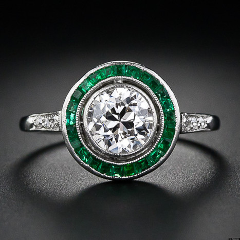 The Hottest Engagement Ring Trend Of 2013   Wedding Planning  (How to save money planning your own wedding)   Scoop.it