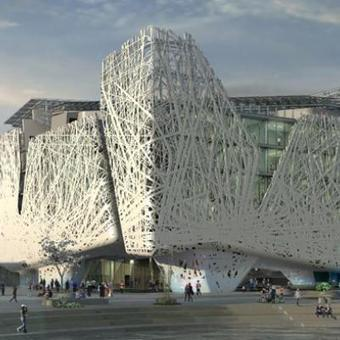 Le Palazzo Italia, un bâtiment filtreur de pollution atmosphérique | Architecture - Construction | Scoop.it