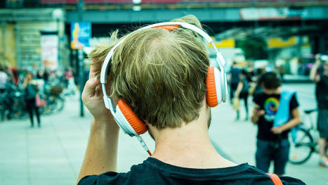 The Real Magic Of Streaming Music Is The Data It Generates | new music | Scoop.it
