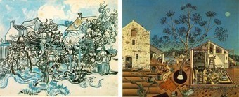 Can an algorithm tell us who influenced an artist? - Washington Post | L'actu culturelle | Scoop.it