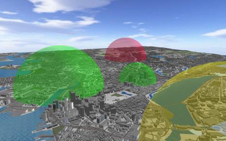 Content for ArcGIS Explorer vs. Google Earth | OpenSource Geo & Geoweb News | Scoop.it